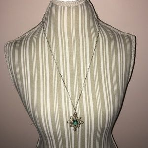 Jewelry - Beautiful silver home made necklace